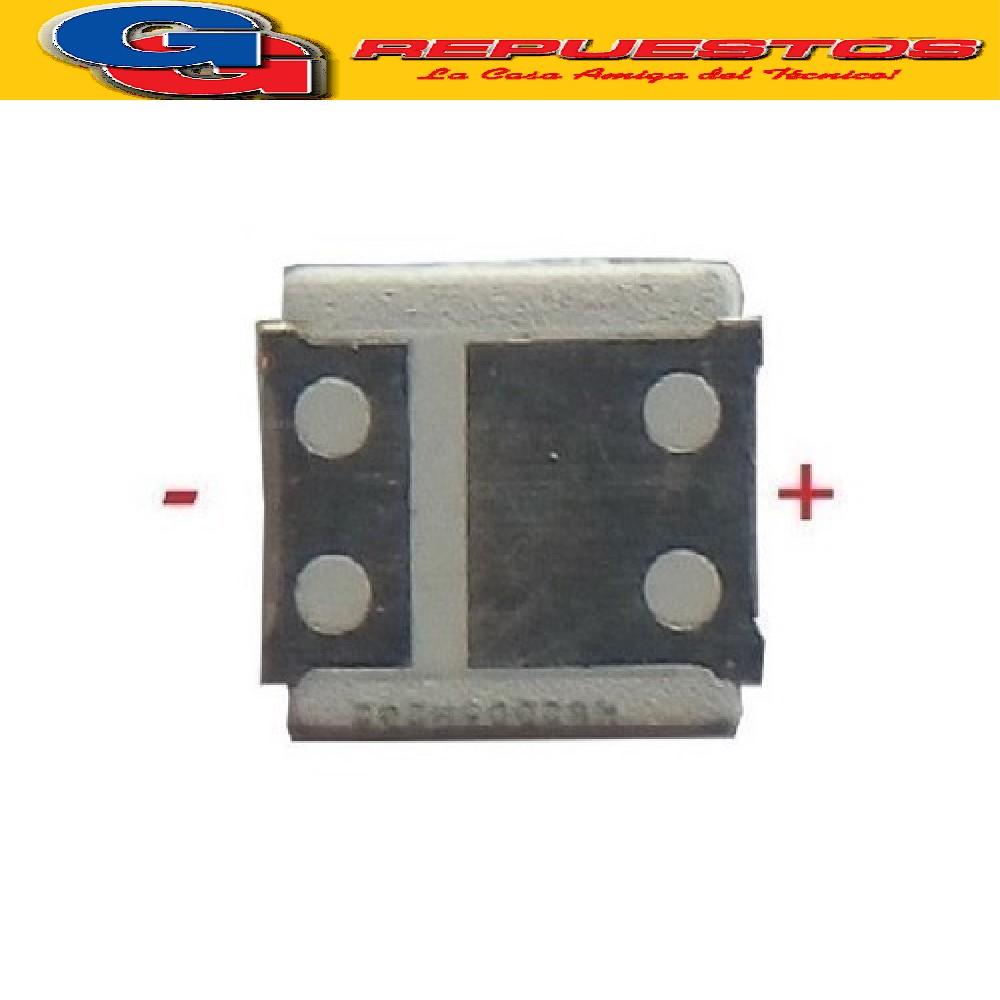 LED PANTALLA 6V 30X30 BACKLIGHT POSITIVO (+) GRUESO