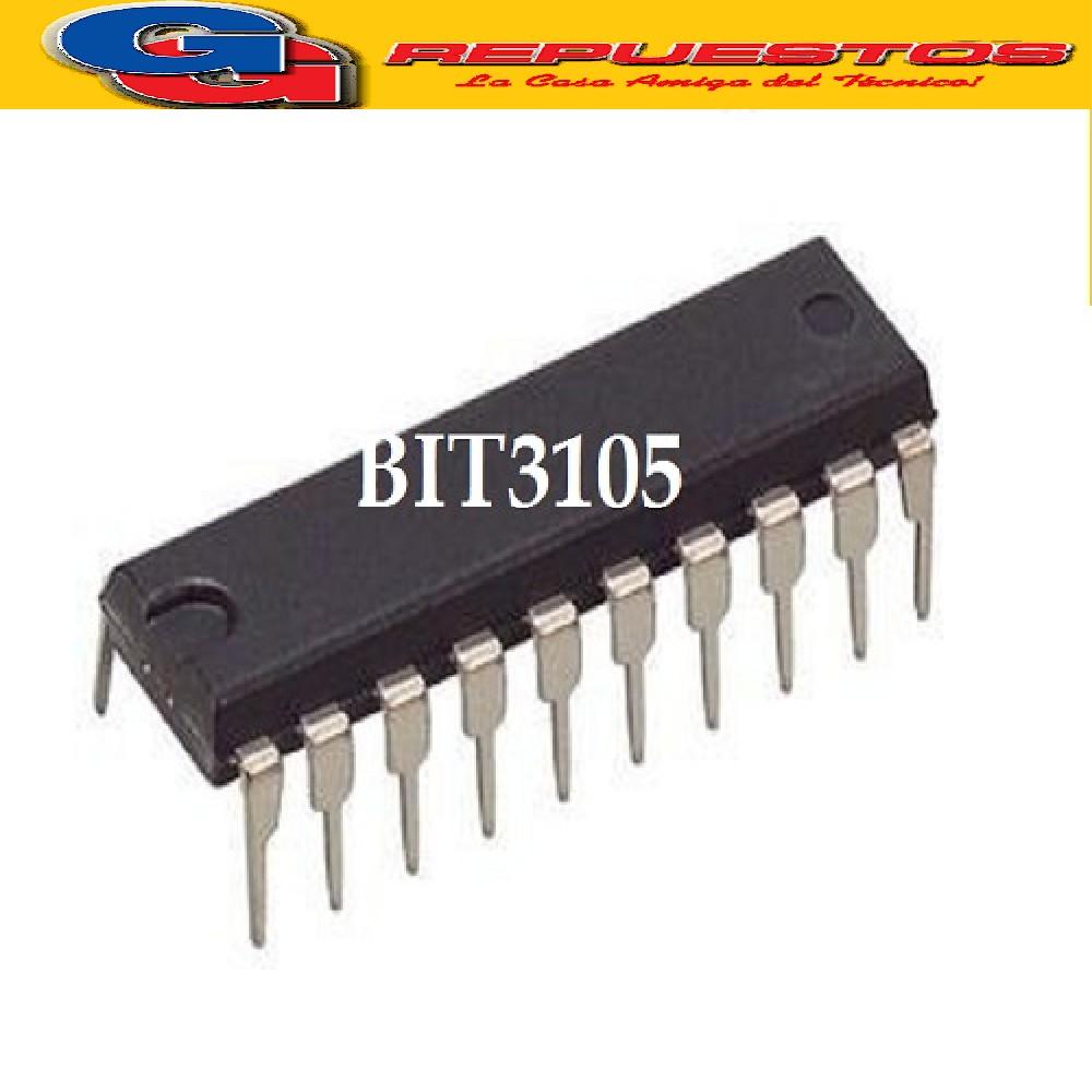 BIT3105 CIRCUITO INTEGRADO -DIP20- (5-13V/800MW/250KHZ)