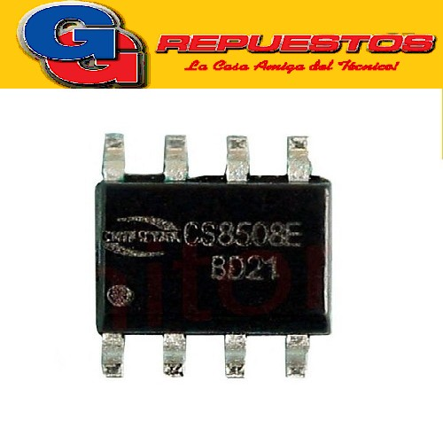 CS8508E CIRCUITO INTEGRADO -SMD- AMPLIFICADOR DE AUDIO MONO (1 X 8W / 2.5V-8.8V / 4ohms)
