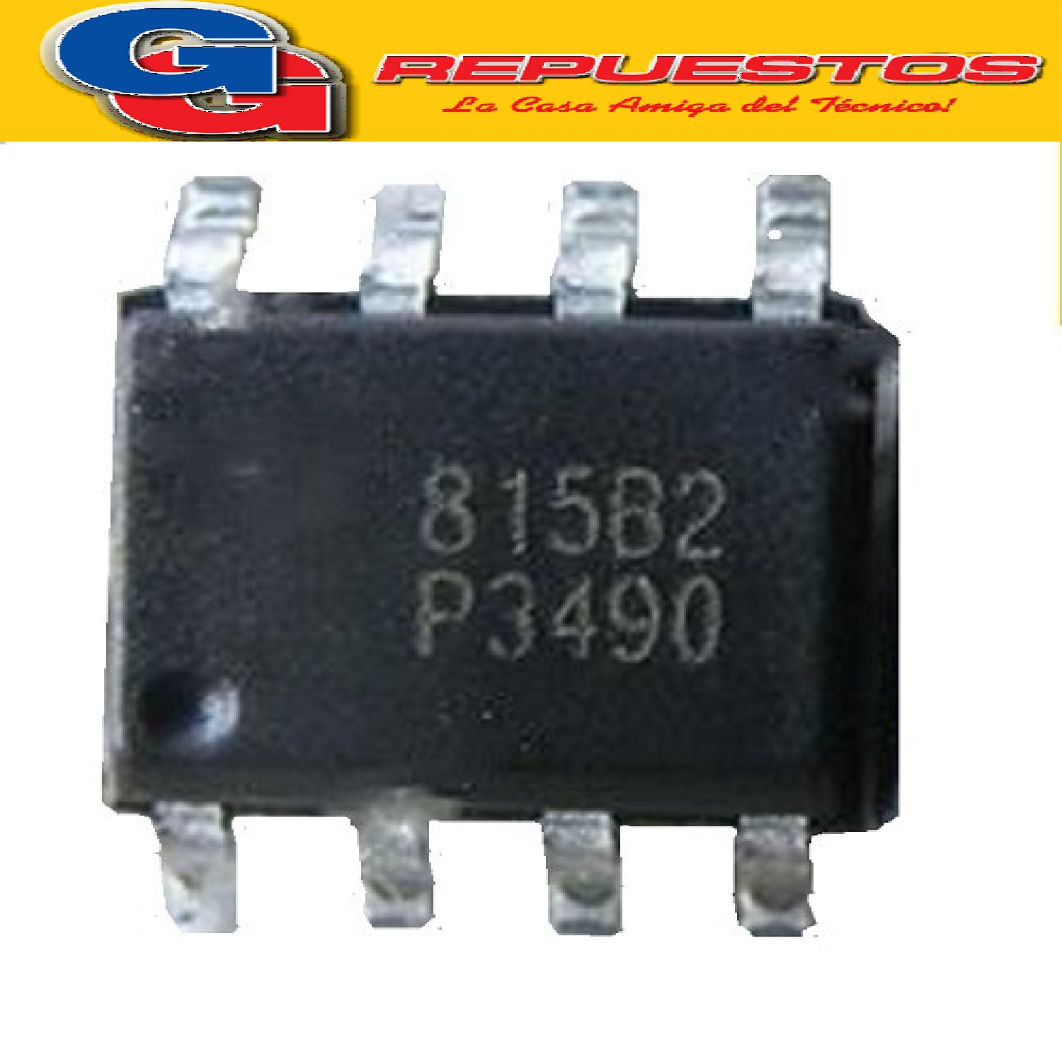 EUP3490 CIRCUITO INTEGRADO REGULADOR -SMD- (40V/3A/200KHZ)