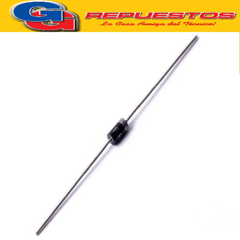 FR157 DIODO SWITCHING (1000V/1.5A/30pF)