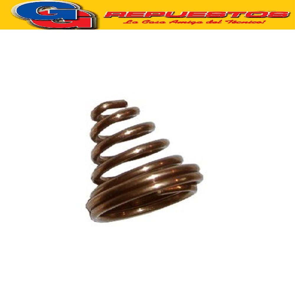 RESORTE P/ CALEFON DOMEC P/VALVULA GAS x