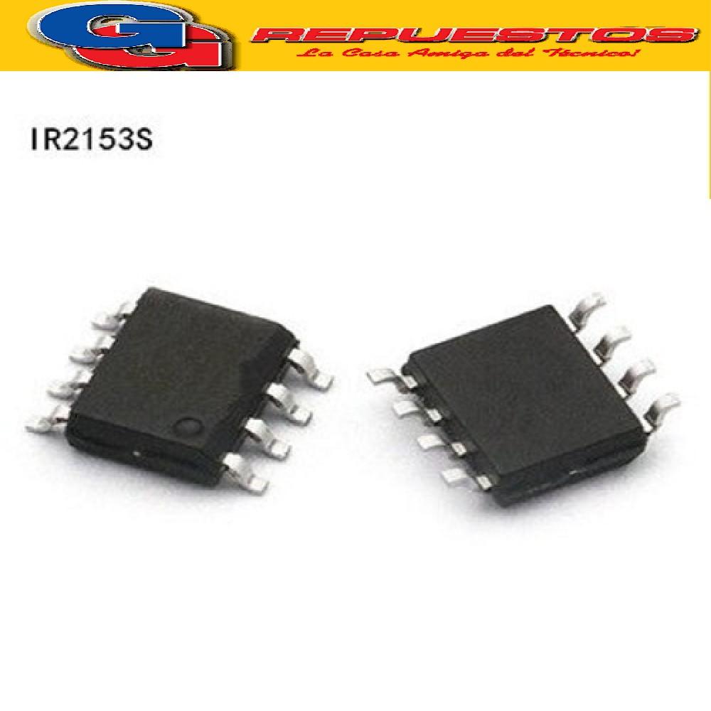 IR2153 TRANSISTOR MOSFET -SMD- (600V/25mA/0.625W) SO-8