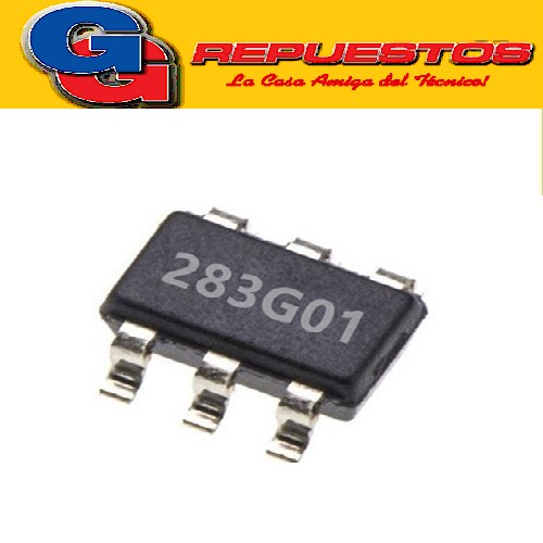 OB2283MP CIRCUITO INTEGRADO -SMD- (12V-28V/25KHZ/200 °C-W)