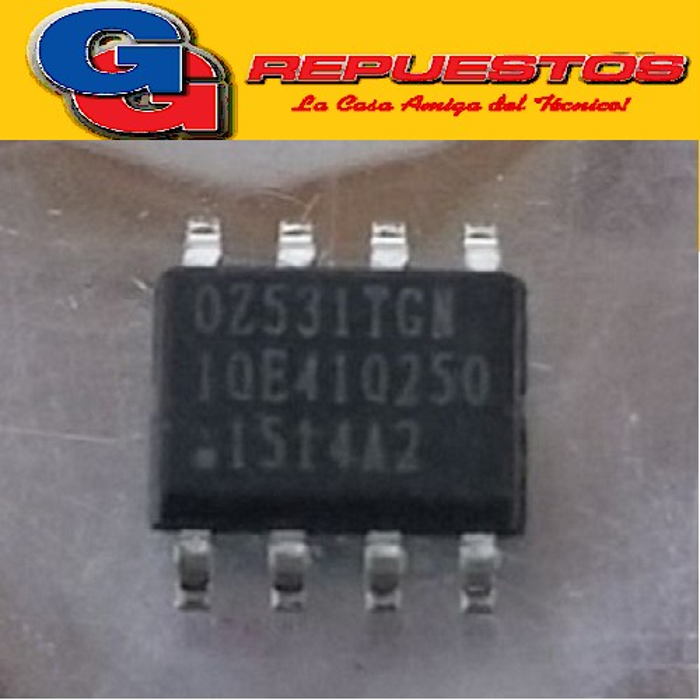 OZ531TGN  CIRCUITO INTEGRADO -SMD- (500V/500mA/100khz)