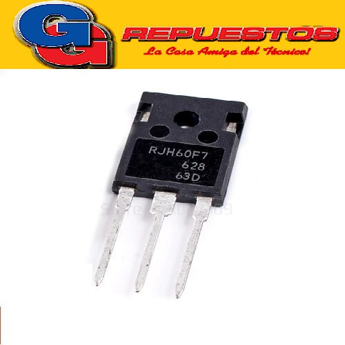 RJH60F7 TRANSISTOR IGBT (600V/50A/328.9W) TO-247A CANAL P