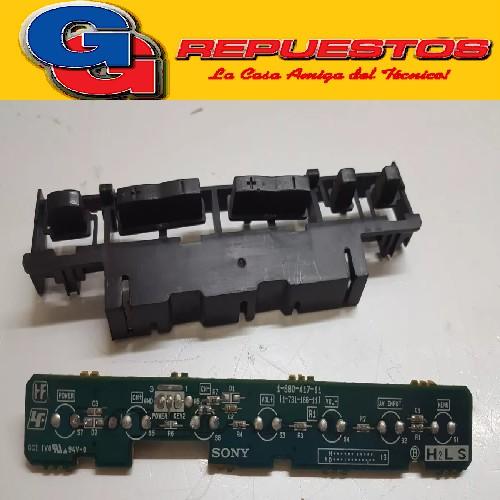 BOTONERA SONY 1-880-417-11 40 Pulgadas KLV-32BX300 (USADO)