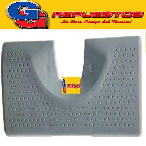 EMBELLECEDOR TAPA INTERNA CANASTO DELANTERA LAVARROPAS DREAN GOLD BLUE CHICO 701030274