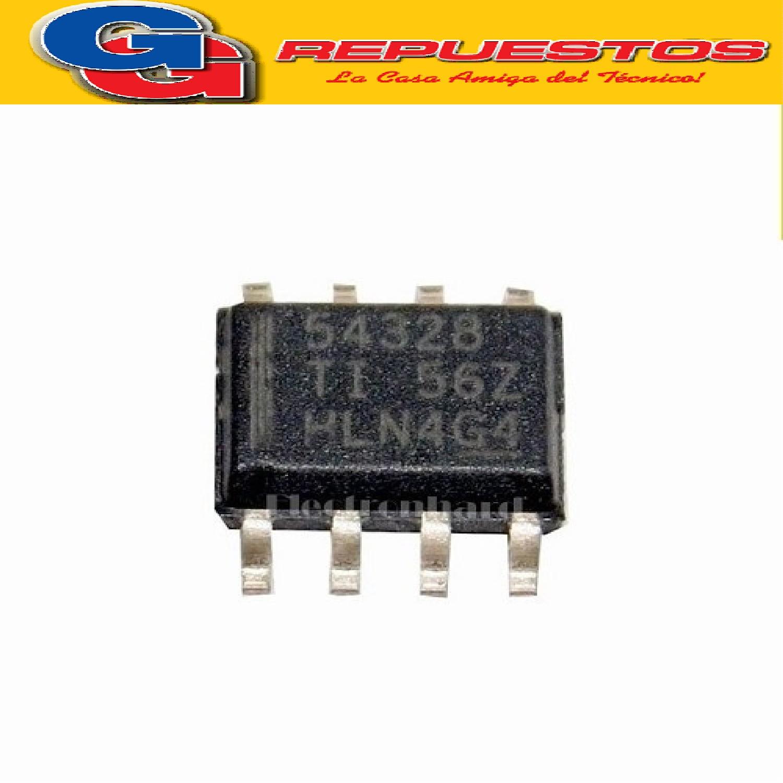 TPS54328DDA CIRCUITO INTEGRADO -SMD- (4.5V-18V/10mA/100 Mohms)