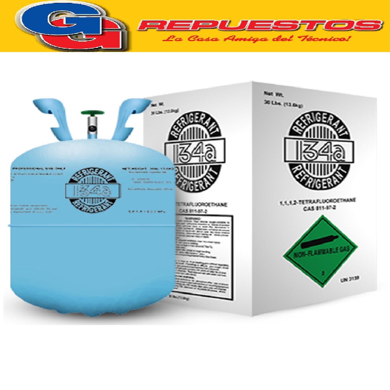 GARRAFA GAS R134 x 3.4 kg REFRIGERANT