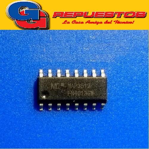 MAP3512 CIRCUITO INTEGRADO (8.5V-18V/3.4mA/150 Kohms)