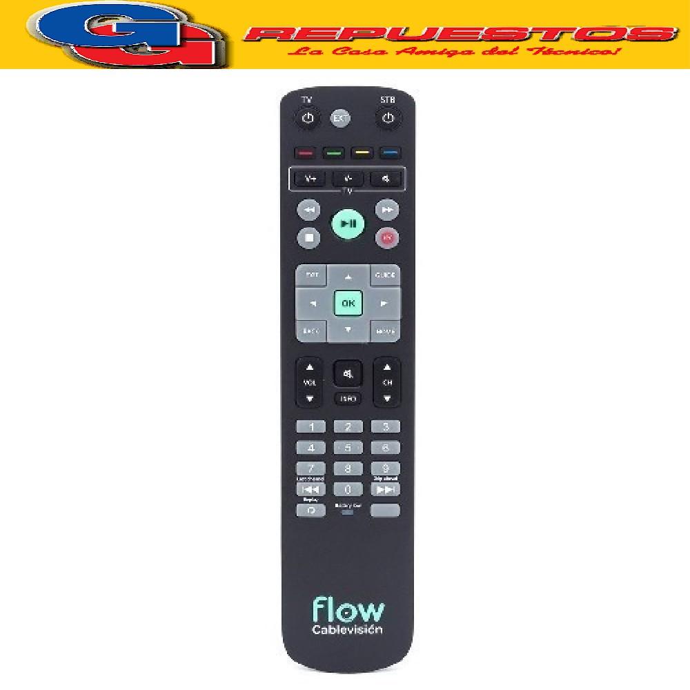 CONTROL REMOTO CONVERSOR MULTICANAL CABLEVISION FLOW HD ORIGINAL