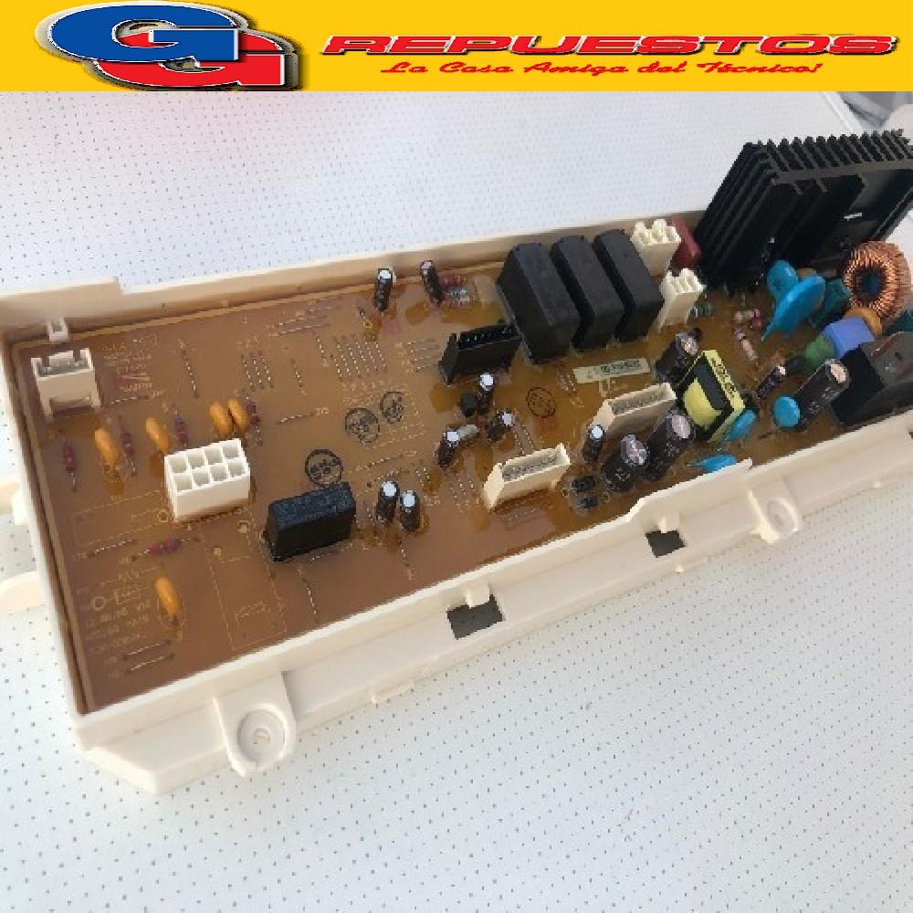 PLAQUETA LAVARROPAS POTENCIA SAMSUNG 1702 PCB UNION 1702 WF1702/N DC92-00859N      DC92-00396G Cod.Origen: DC92-00859N (SAMSUNG) DC92-00396G (SAMSUNG)