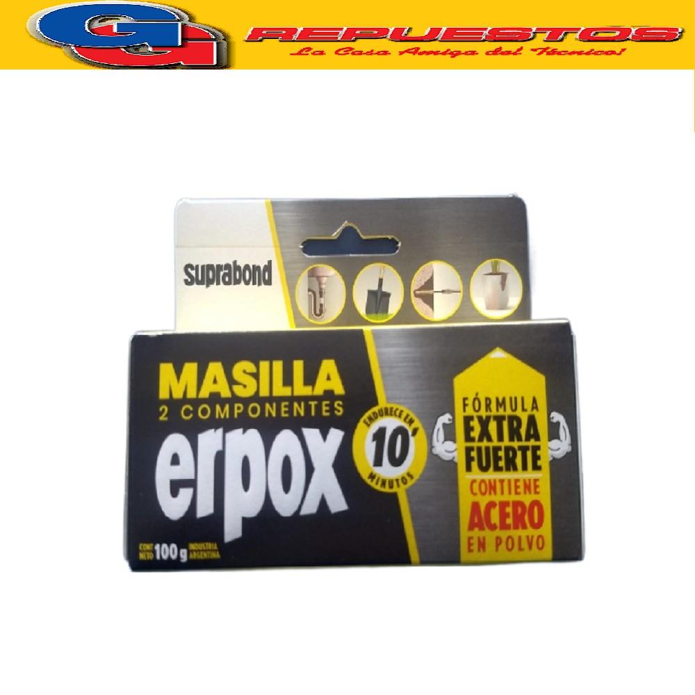 MASILLA EPOSI 10 MINUTOS PEGAMIL 2 COMPONENTES 70 GRS TIPO POXILINA