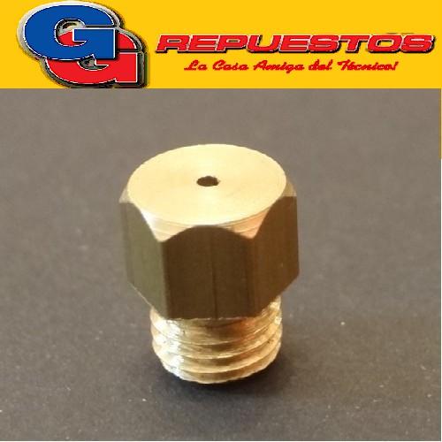 INYECTOR STANDARD HEXAGONAL 7 mm -1.00 mm