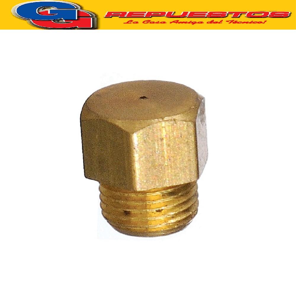 INYECTOR STANDARD ESPECIAL HEXAGONAL 8 mm 1 mm