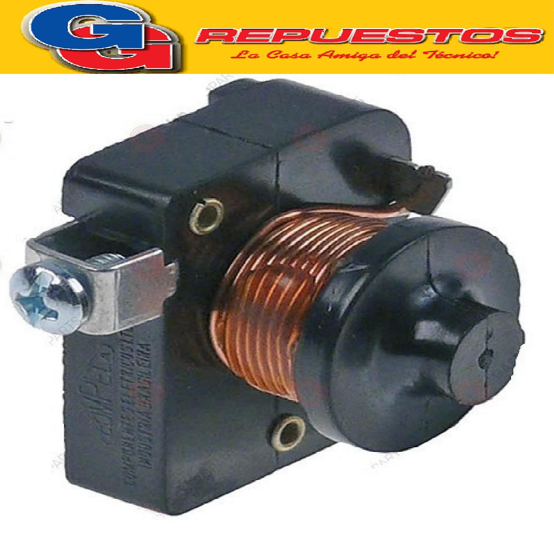 RELAY AMPEROMETRICO 1/2 HP COMPELA RP5408--SICOM 9440---