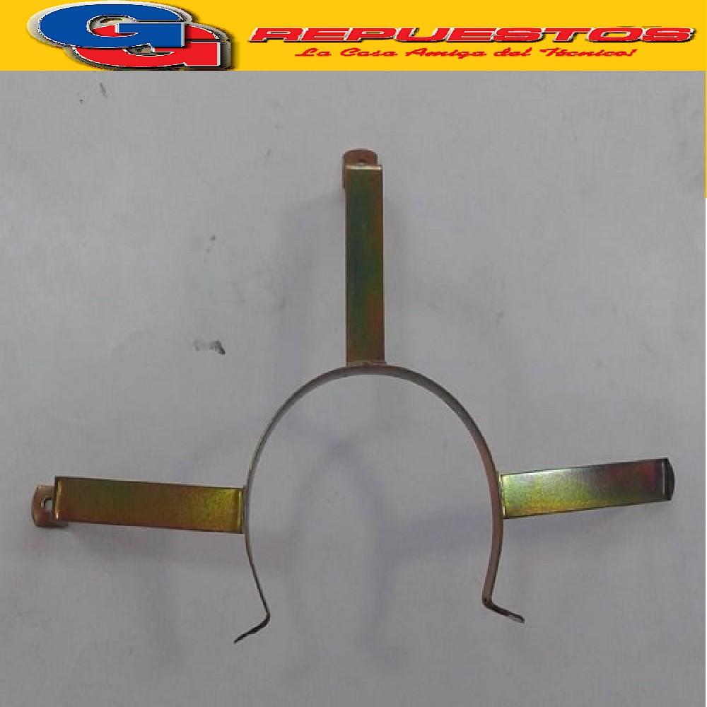 SOPORTE PATA ARAÑA RO-FE PARA FORZADOR DE 25 cm REDONDO DICALL