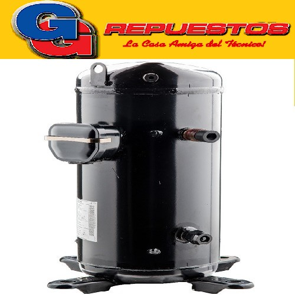 MOTOCOMPRESOR SANYO C-SBN453H8D SCROLL R410 5.8 -6 HP  380V 15000 FRIGORIAS