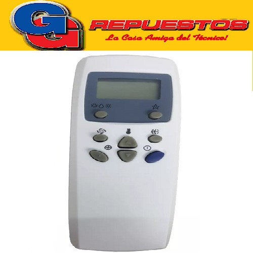 CONTROL REMOTO AIRE LG BGA TOP HOUSE MARSHALL A441
