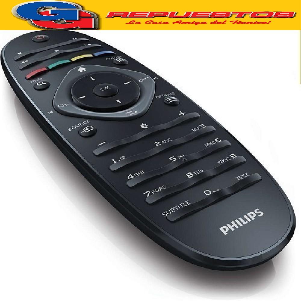 CONTROL REMOTO LCD PHILIPS HUEVITO R476