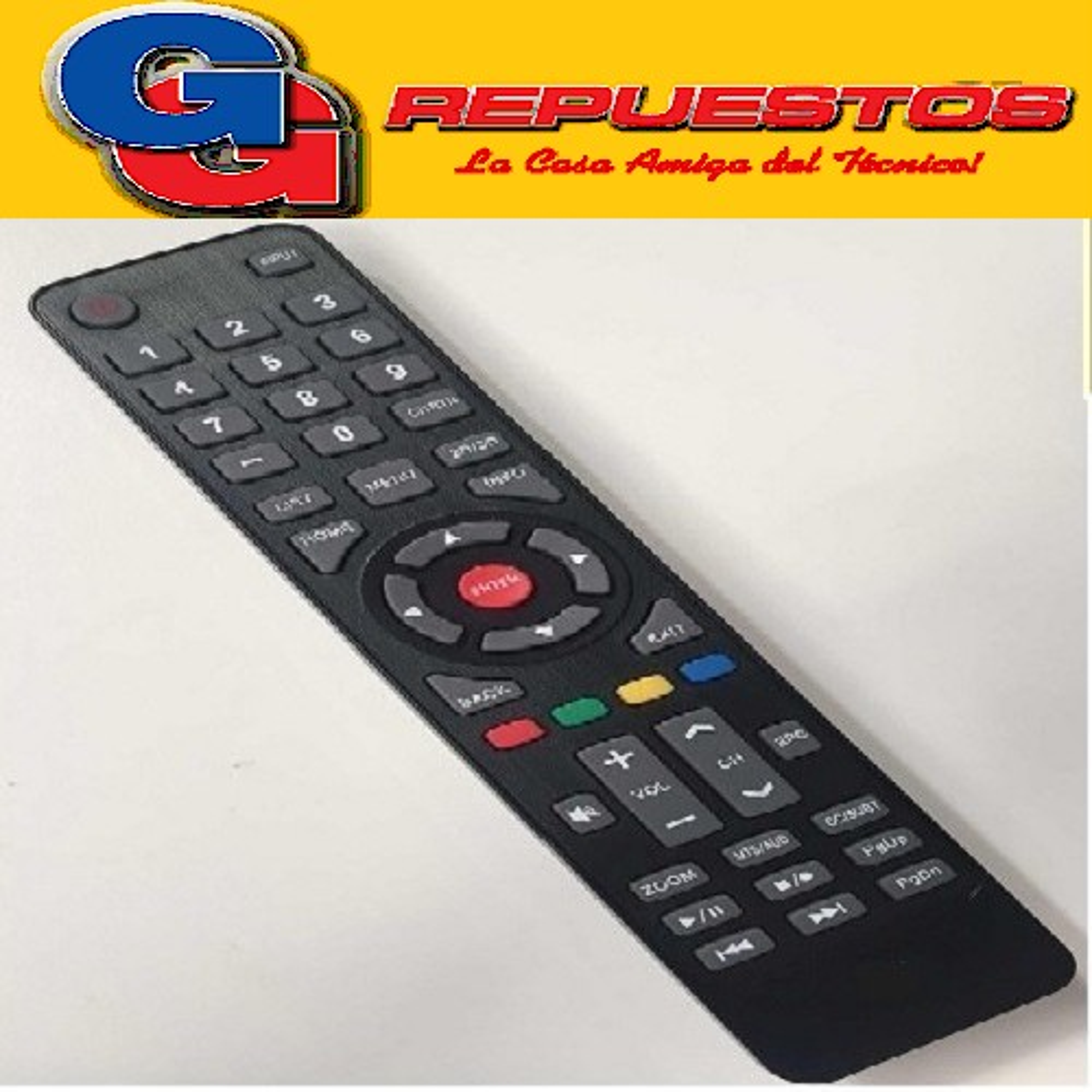 CONTROL REMOTO ADMIRAL LED SMART R6854
