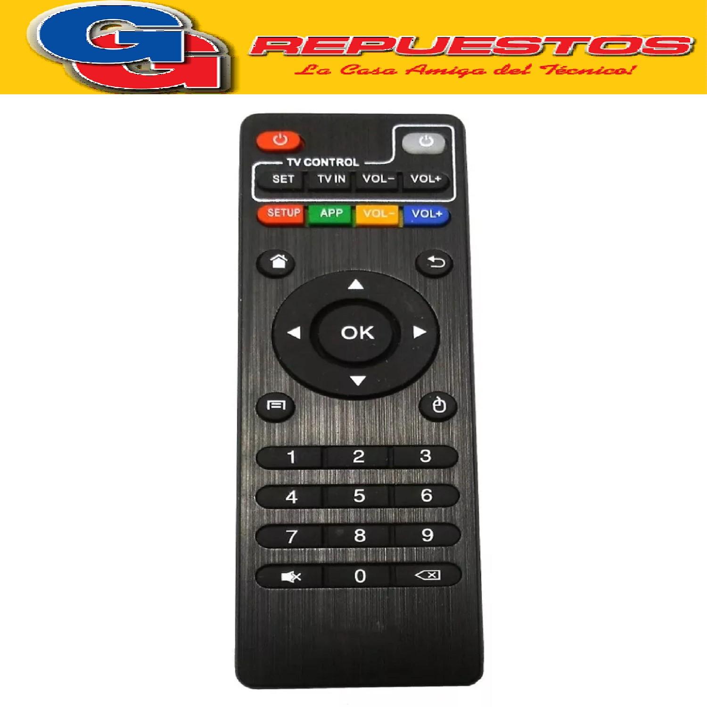 CONTROL REMOTO CONVERSOR TV BOX R805