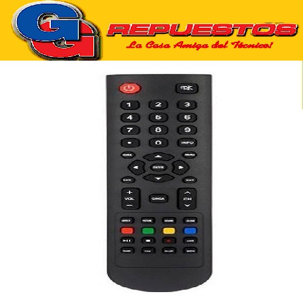 CONTROL REMOTO NOBLEX LCD SMART R5270