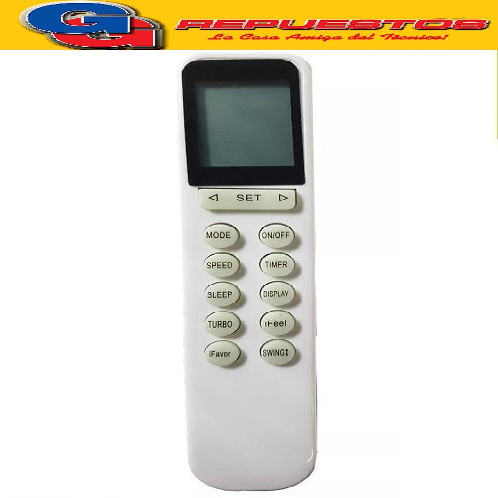 CONTROL REMOTO AIRE RCA, KELVINATOR A413