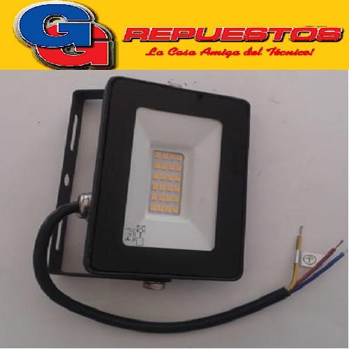 REFLECTOR LED 20W BLANCO CALIDO