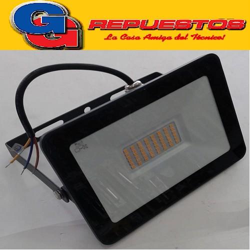 REFLECTOR LED 50W BLANCO CALIDO