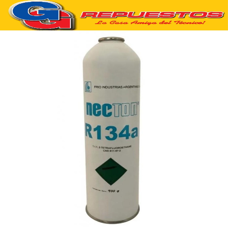 LATA GAS R134a BLUESTAR  900g