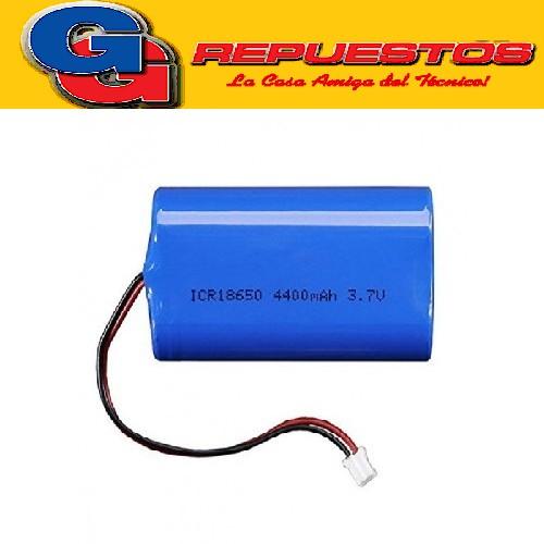 BATERIA DE LITIO TP18650-2SPIP 7.4 V 2000 mAh