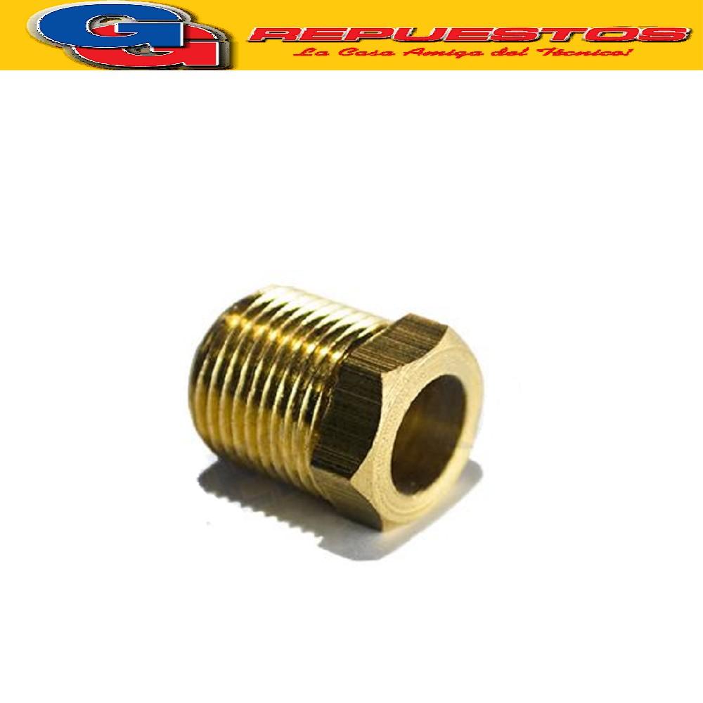 REGULADOR DE GAS P/GARRAFA 10KGS IMPORTADO CABEZA GRANDE CON MANGUERA 2 mts