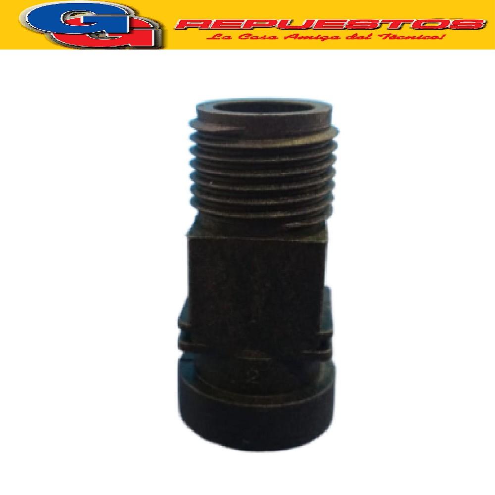 NIPLE PARA CALEFON ORBIS PLASTICO 315 5/8 MOD ACTUAL LEGITIMA