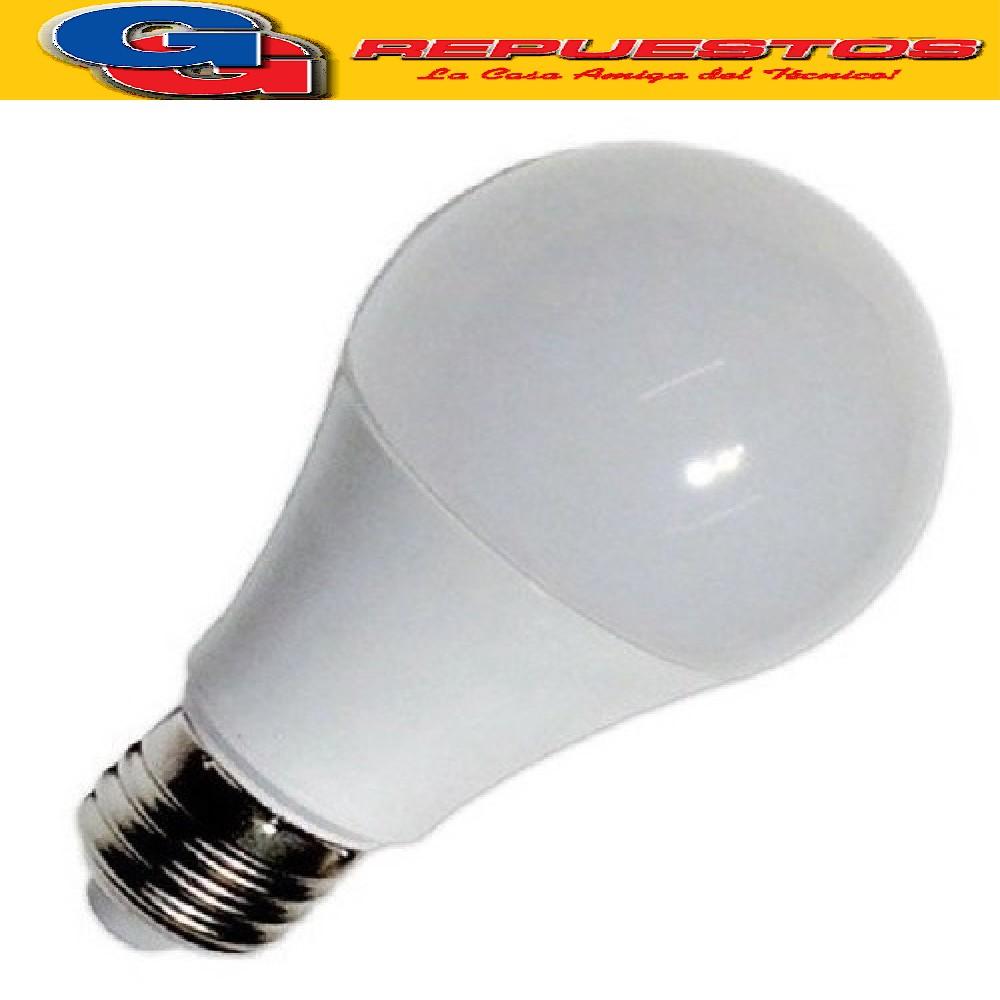 LAMPARA LED GOTA 5W FRIA E27-6500K-KIAR/SAMSUNG/WERKE