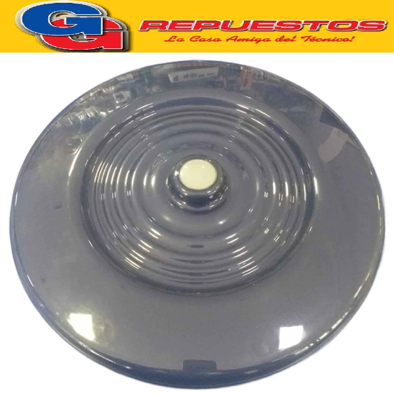TAPA PLASTICA LAVARROPAS COMUN REDONDA 40 cm