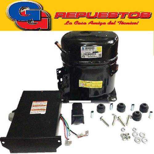 MOTOCOMPRESOR TECUMSEH 1HP-POE-TYA9472ZKS- COMERCIAL -BRASIL 1 HP R22 - 1 1/3 HP R404