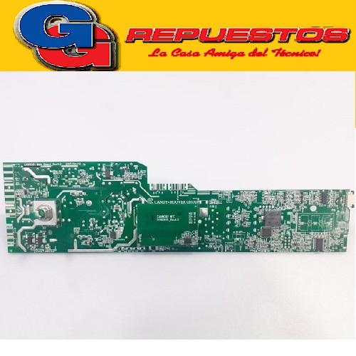 PLAQUETA UNIPLACA LAVARROPAS SIN DISPLAY LONGVIE L16510 (ORIG.) R41045678 (LONGVIE ARG.) PLAQUETA 3R CON SOFT + EEPROM L16510 41045052 (CANDY GIAS) E41045806 EEPROM FILE/ Discontinuada 41045053 (CANDY GIAS) Tarjeta Electronica NFC No Programada 41043366 (CANDY GIAS) Dis