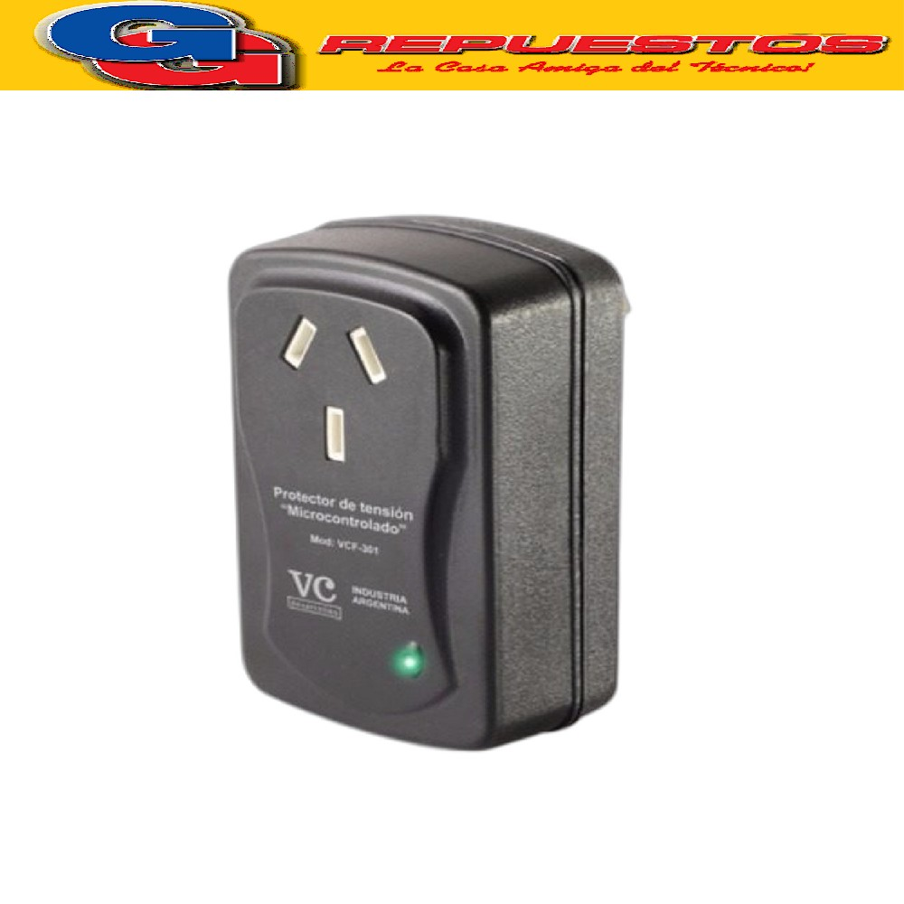 PROTECTOR DE TENSION MICROCONTROLADO HASTA 1500W