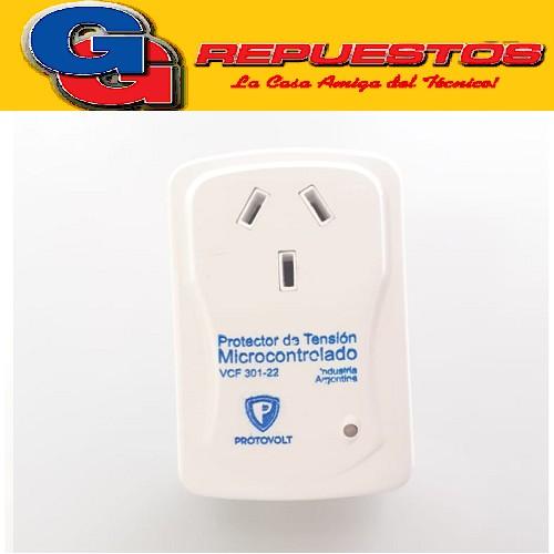 PROTECTOR DE TENSION MICROCONTROLADO HASTA 2200 WTS