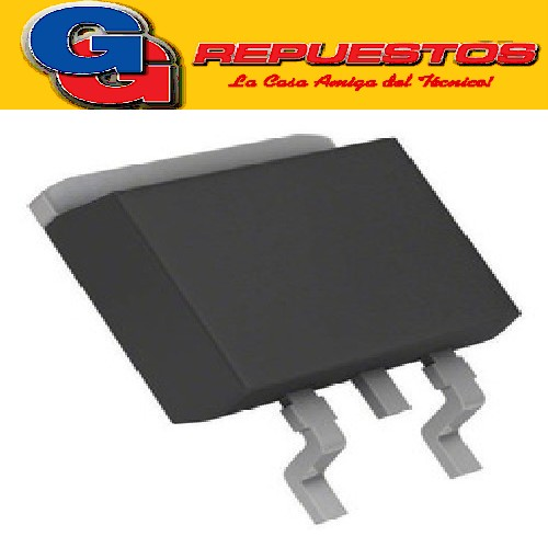 CS 830-A4RD - SMD - TO252 TRANSISTOR MOSFET