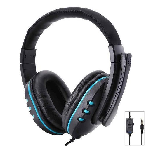 AURICULAR GAMER CON MICROFONO PARA PS4, XBOX ONE, NINTENDO SWITCH, PC, ETC