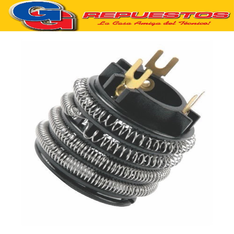 RESISTENCIA DUCHA ELECTRICA TIPO F  FAME 3000 W VERANO /4400 W INVIERNO - 2 TEMPERATURAS