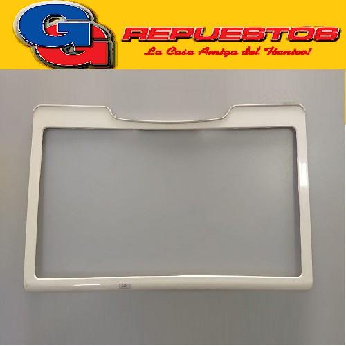 MARCO HELADERA GAFA ELECTROLUX PLASTICO PARA ESTANTE H250 (H8268)