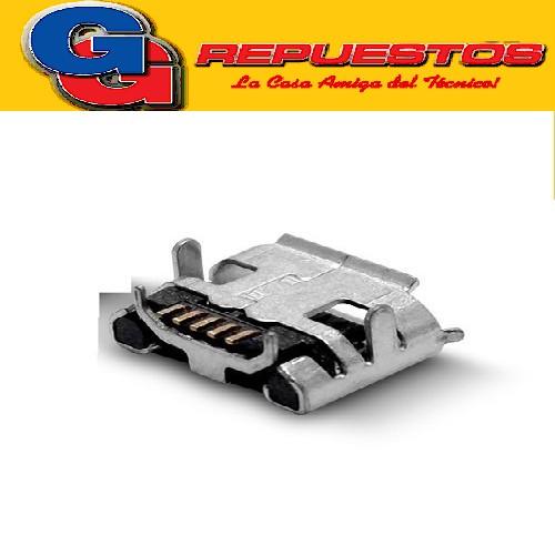 CONECTOR MICRO USB HEMBRA PARA SMARTPHONES Y TABLET (MONTAJE B)