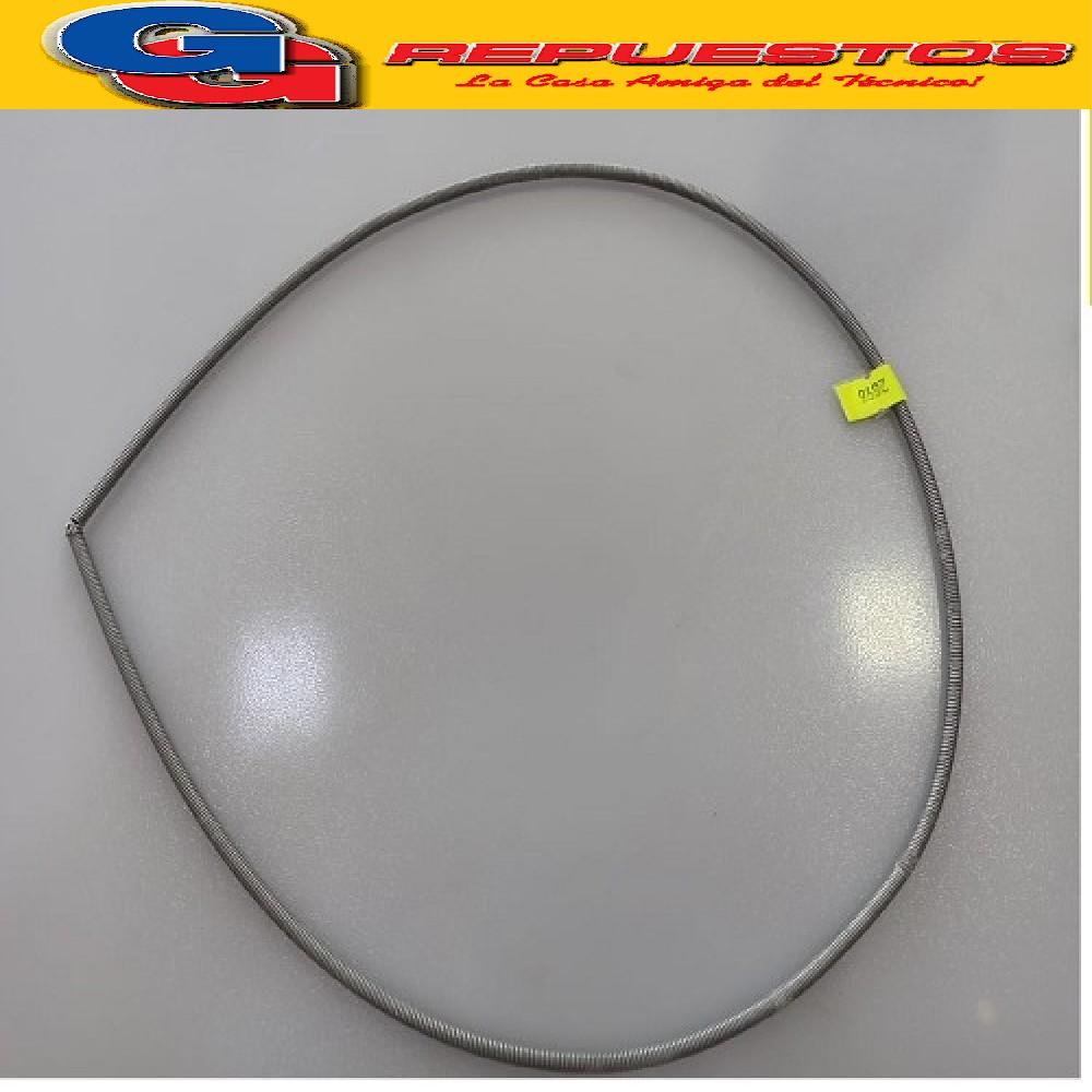 ABRAZADERA FUELLE-TAPA CUBA AVARROPAS CODINI CF60 CF90 CF99 COMPACT 7101 6,5KG 1000RPM COMPACT 7102 6,5KG 1000RPM WHITE WESTINGHOUSE TURCO 603900300)2603900700