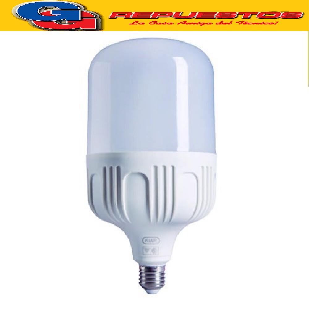 LAMPARA LED 50W E27 CON ADAPTADOR KIAR