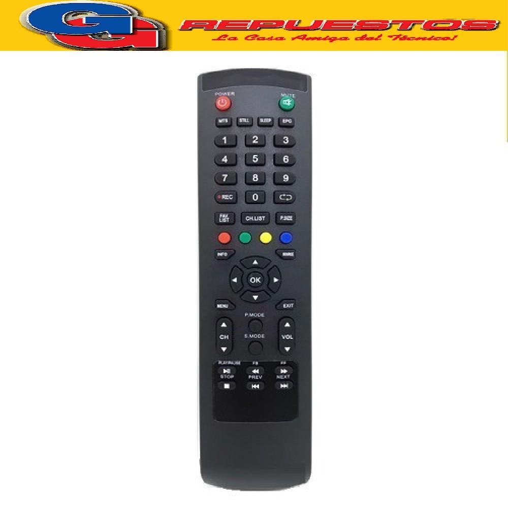 CONTROL LCD LED OYILITY RCU-343