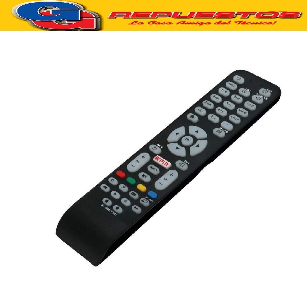 CONTROL REMOTO LED SMART AOC (523) R6909